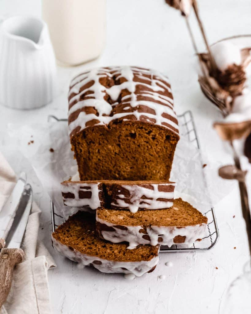 Super Moist Vegan Pumpkin Bread (1-Bowl) Recipe